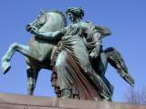 Fairmount Park  Calliope with Pegasus 1593