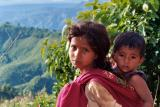Parmila with Tapesh, Siruwari Balami Gau