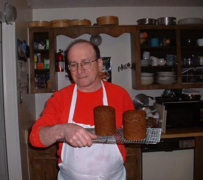 Making Boston Brown Bread