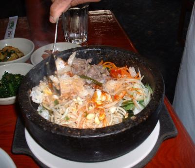 Seoul Korean Restaurant StonePot_Bibim-Bap