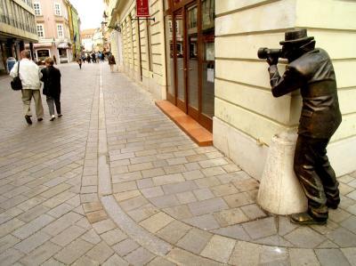 Gotcha! Bratislava, Slovakian Republic, 2003