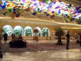 Bellagio Lobby.