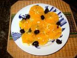 oranges and olives