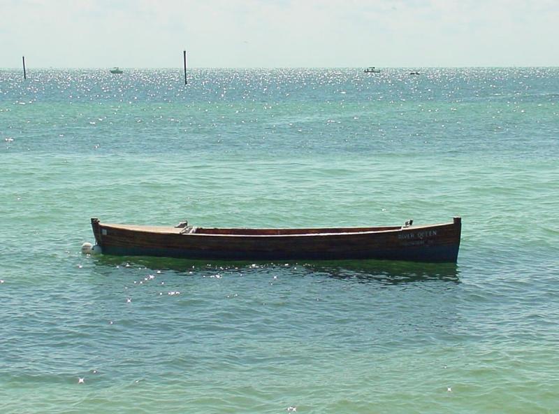 Key West Canoe by Larz.jpg