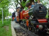 Steam Train on weekend.