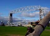 Ariel Lift Bridge by kimr55760