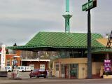 Frank Lloyd Wright Gas Station by kimr55760