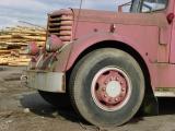 Vintage Logging Truckby Eric Ellis (57HotrodVW)