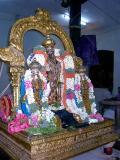 Sarathi adorning new venkatAdri kondai