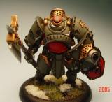 Man of War front