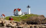 South Coast of Maine, Spring, 2002