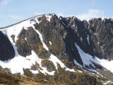 Central Buttress and Eagle Ridge