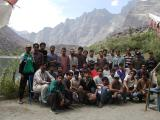 Group Photo at Kachura Lake