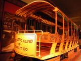 Early 1900's Street Car - LA Museum of Natural History - CP5k