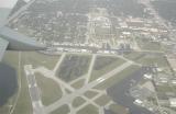 Over Orlando Executive Airport