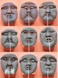 Masks Collage