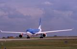 G-WWBB BMI A330 lining up 24L