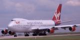 TF-ATW B747-200 Virgin Atlantic lining up 24L