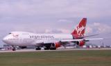 TF-ATW B747-200  Virgin Atlantic