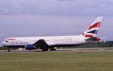 G-BNWH British Airways B767-336ER