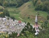 Graveyard in the Schei District