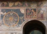 Rasinari - painted church