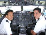 Darin's 2nd day flying @ AQ