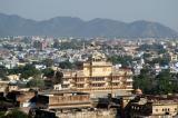 City Palace, Jaipur from the minaret
