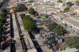 Market, Tripolia Bazar from the Minaret