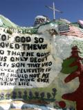 Face Of Salvation Mountain