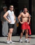 City center joggers