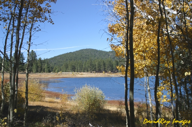Spooner Lake, NV