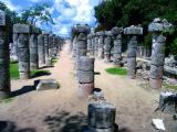Thousands Columns of Warriors Temple