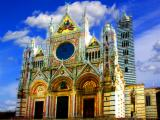 Magnificient Duomo in Siena