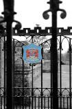Scone Palace Gates.