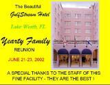 GulfStream Hotel - Yearty Reunion 2002