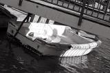 Boat Under Bridge