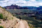 Grand Canyon backpacking trip.    May, 1995