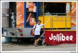 Jollibee on wheels