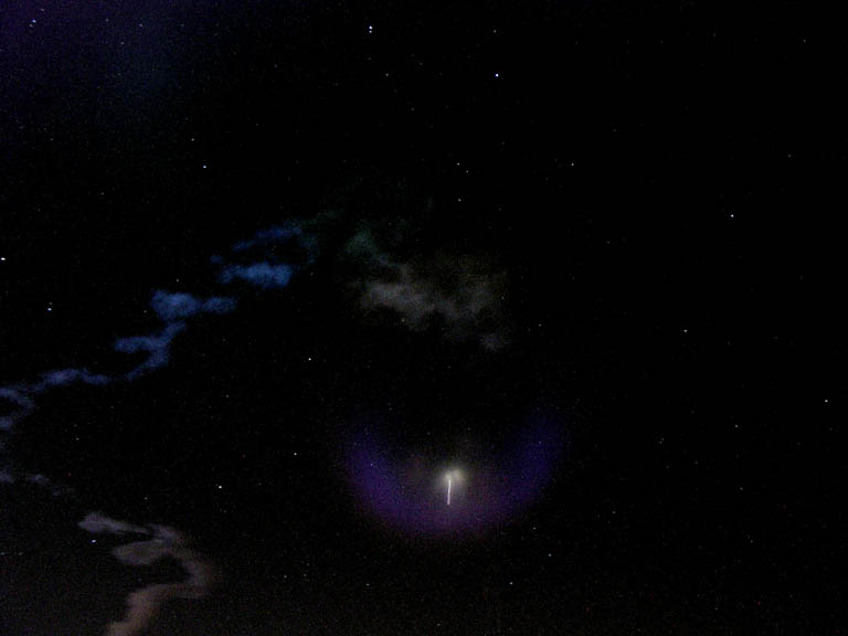 Final Titan Rocket Launch