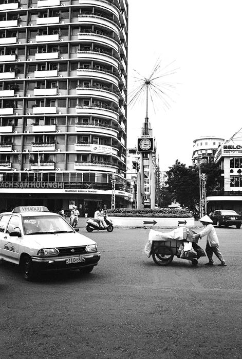 Street of Saigon II