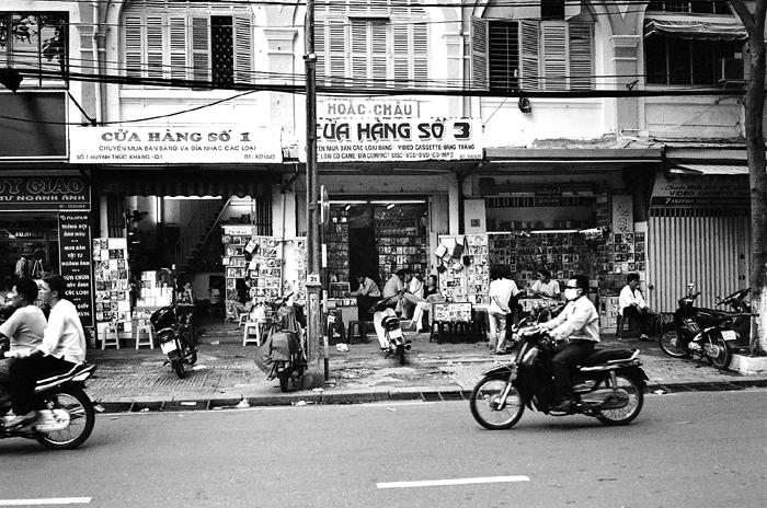 Street of Saigon III
