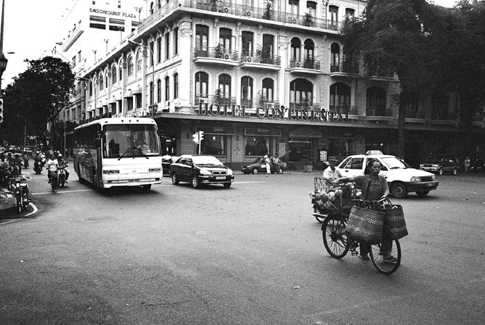Street of Saigon IV