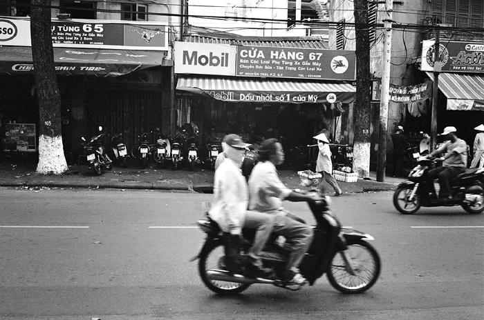 Street of Saigon V