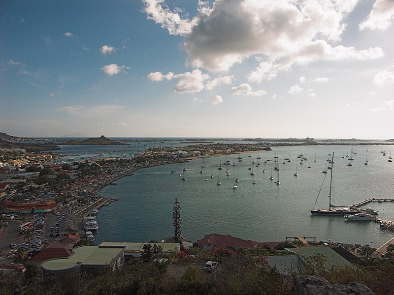 Marigot - Capital of Saint Martin