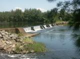 Weir on the Nepean River