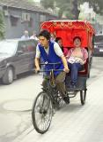 Trishaw Ride, Beijing