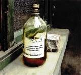 Hidden Bottle