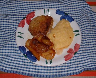 Porkchop Breakfast