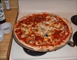 Pizza alla Casera 1